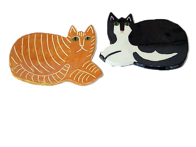 Cat Soap Dishes